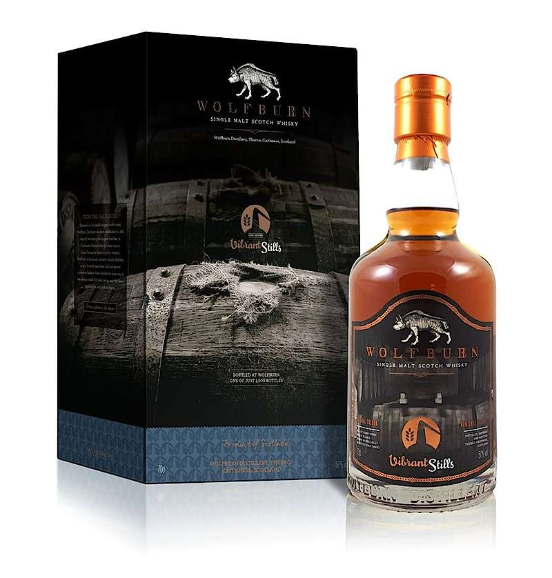 The First Wolfburn Whisky Completely Matured In Sherry Casks photo