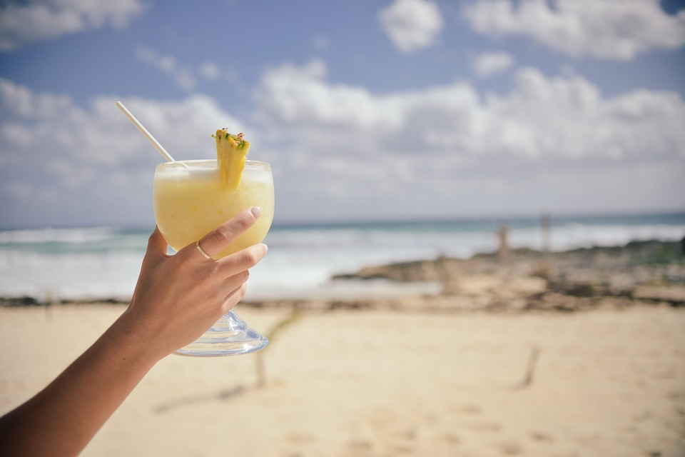 Celebrating the birthplace of Piña Colada photo