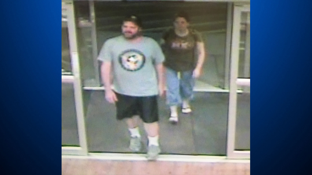 Police: Man, Woman Steal Bottle Of Captain Morgan From Liquor Store photo