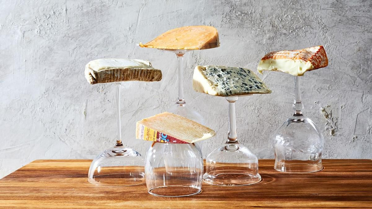 More Cheese, Please? How To Pick New Ones To Love photo
