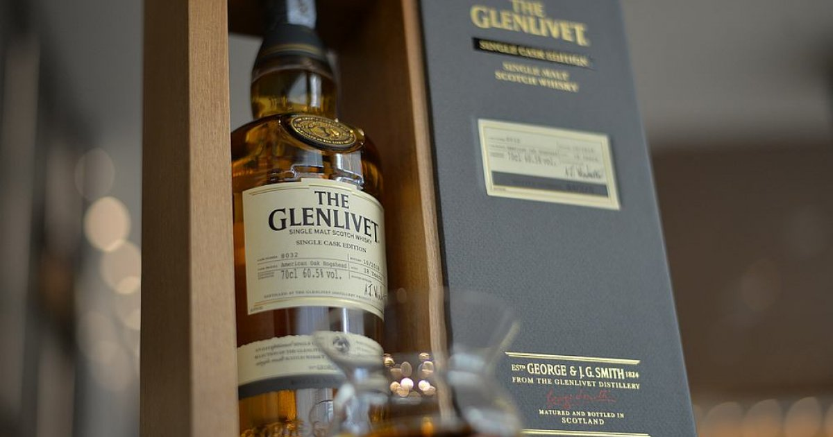 The Glenlivet Releases 276 Bottles Of ?malaysian-exclusive? Single Cask Whisky photo