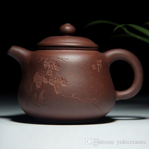 handmade yixing zisha teapot chinese yixing Yixing Chinese Teapot: The Original Teapot Revealed