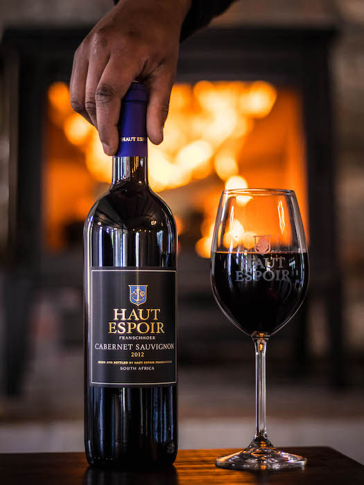 Warm Up With A Robust Cabernet From Haut Espoir photo