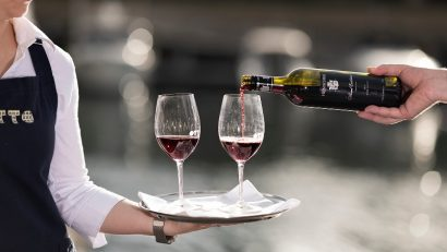 These Restaurants Around Australia Are Serving Henschke?s Famous Mount Edelstone Shiraz For Between $60 And $80 A Glass ? And It's Quite The Memorable Wine Experience photo