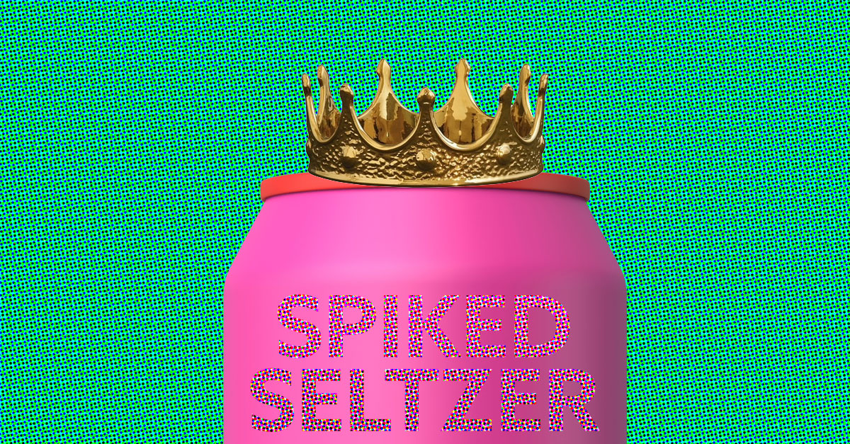 Hop Take: Is Spiked Seltzer The New Ipa? photo