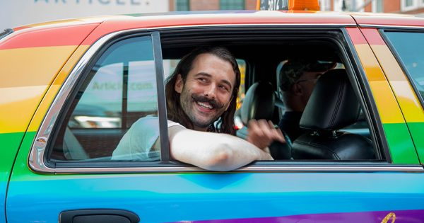 'queer Eye' Star Jonathan Van Ness On Pride Month And Why He Works With Smirnoff photo