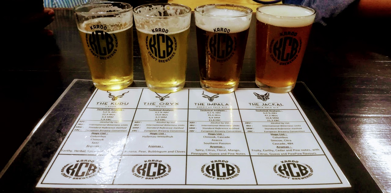 karoo craft beer Off the beaten track   Exploring Paarl away from the crowds