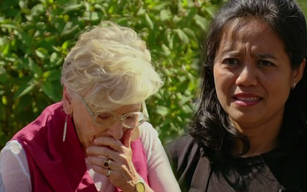 Maggie Beer Chokes On Masterchef Contestant's Food photo
