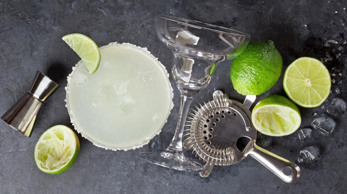 The Best Margarita Is Fresh, Natural, And Slighty Askew photo