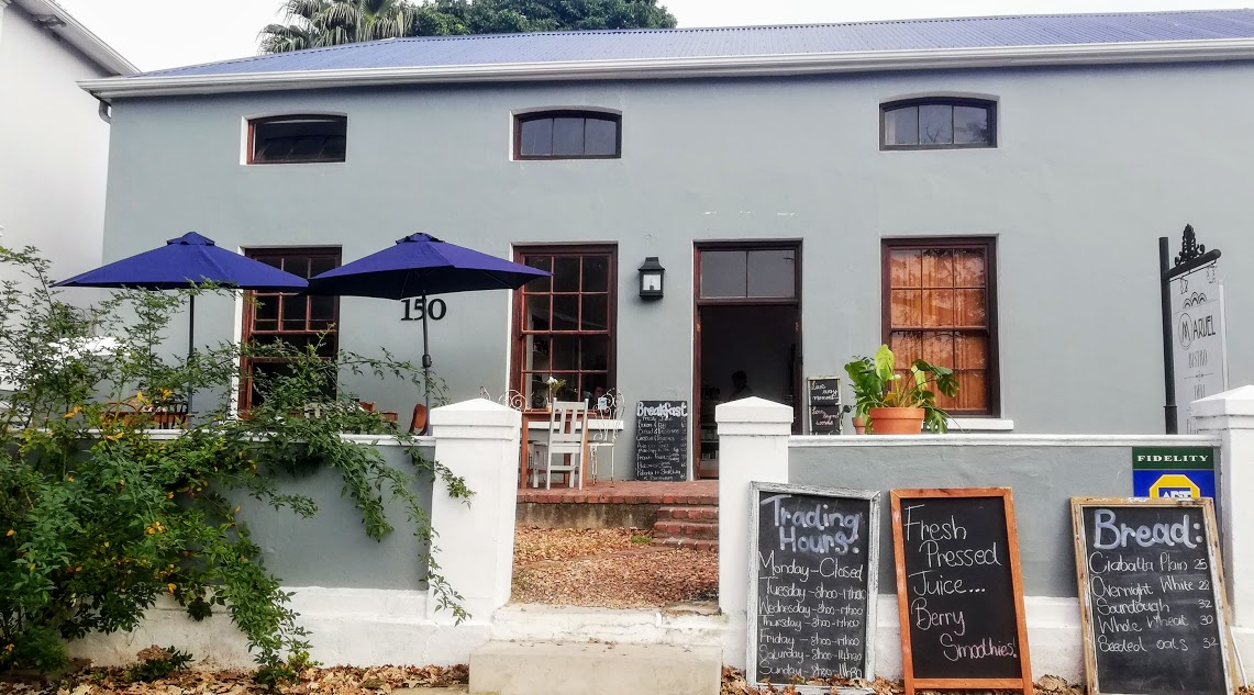 marvel bakery paarl Off the beaten track   Exploring Paarl away from the crowds