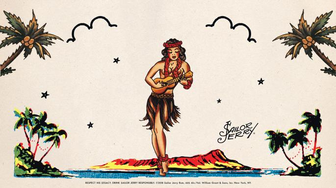 William Grant And Sons Reps Head To Hawaii In Sailor Jerry Legal Case photo