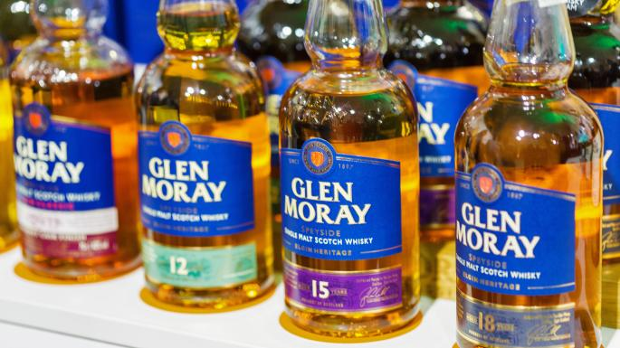 Profits At Whisky Group Give Reason For Cheers photo