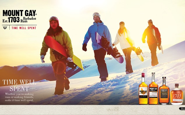 The Weekly Shred With Mount Gay Rum photo