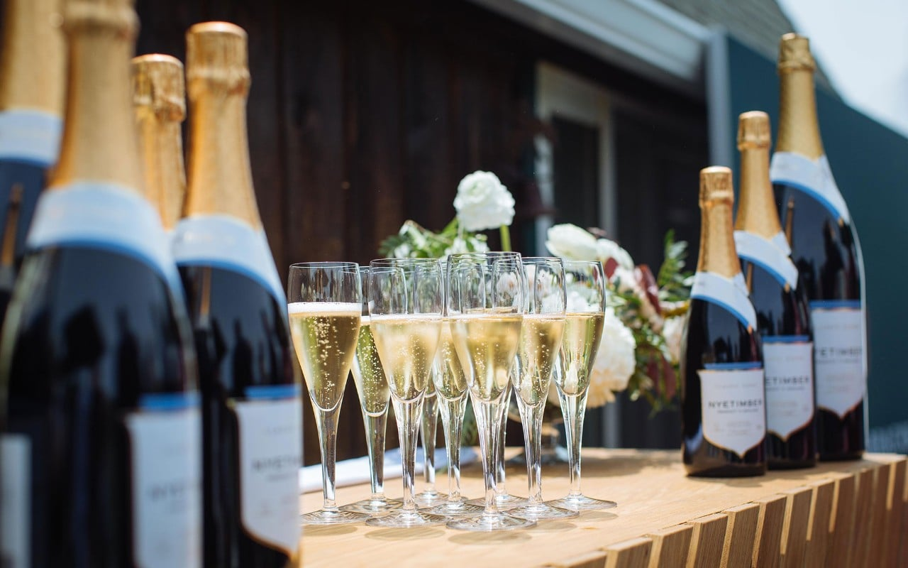 The Rise Of English Sparkling Wine photo