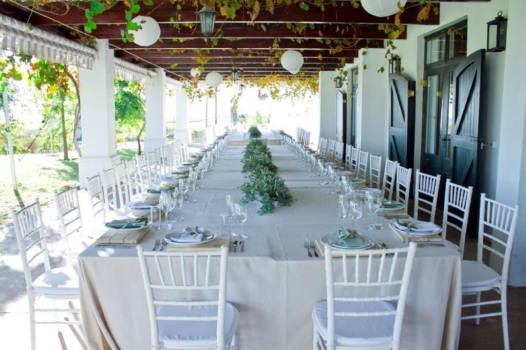 outside wedding vondeling Why You Should Tie The Knot At Vondeling Wines This Year