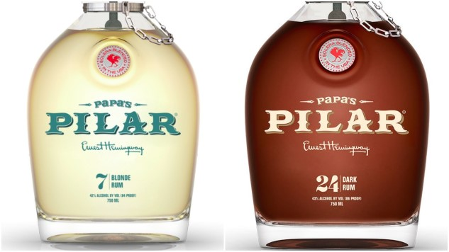Papa's Pilar (blonde And Dark) Rum photo