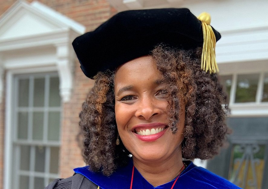Woman Bullied For Being Named Marijuana Pepsi, Earns Phd After Dissertation On Black Names photo