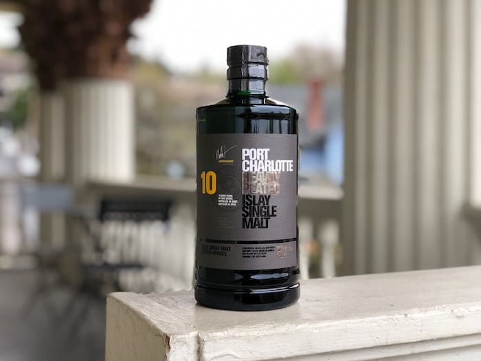 Whisky Review Round Up: Bruichladdich's Port Charlotte photo