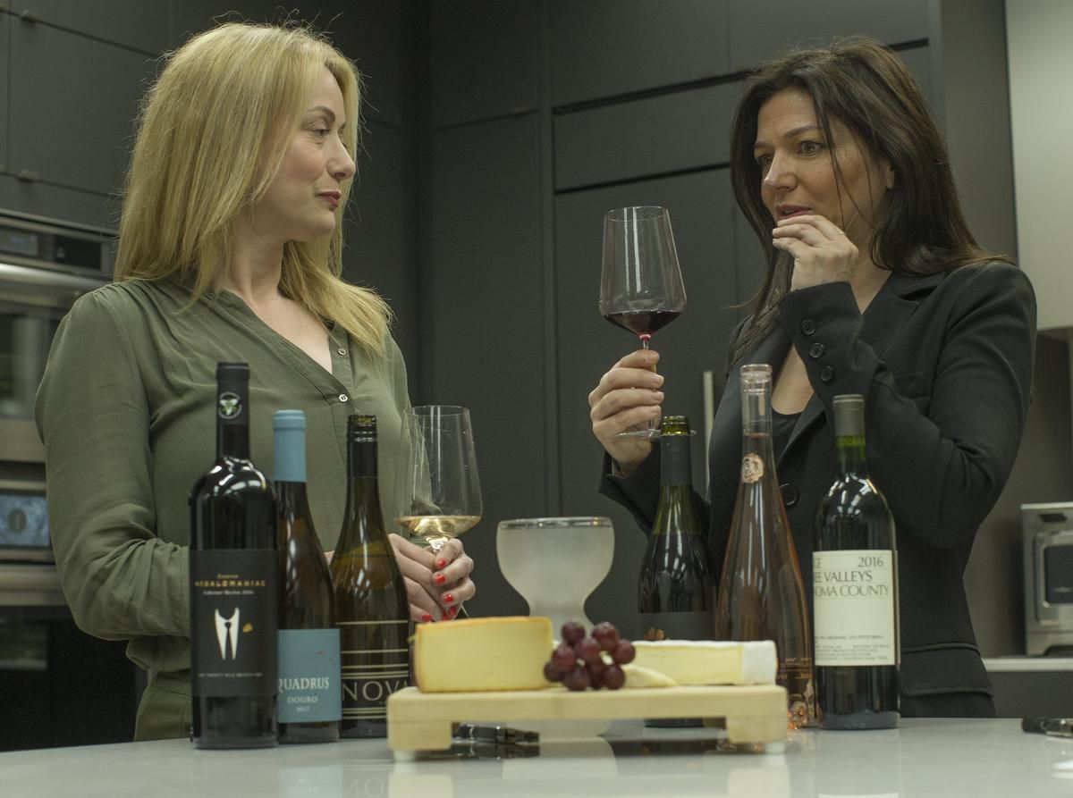 When Two Sommeliers Meet, Which Wines Do They Drink? photo