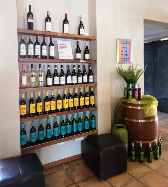 simonsvlei wines Off the beaten track   Exploring Paarl away from the crowds