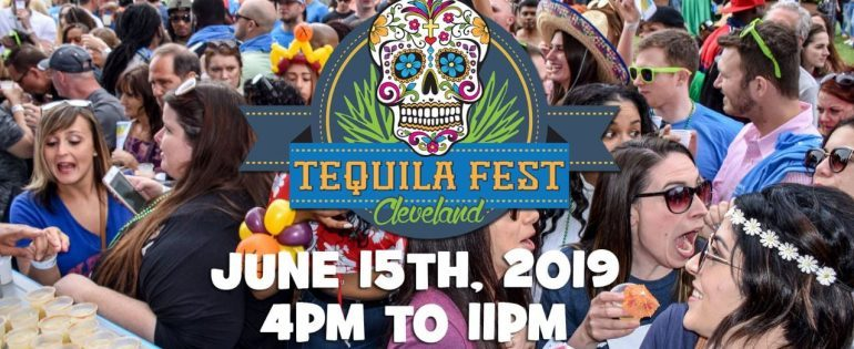 The 8th Annual Tequila Fest Returns To Cleveland On June 15th photo