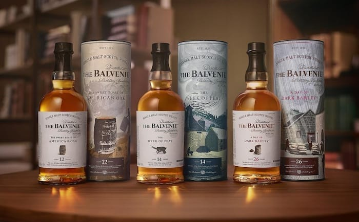 The Balvenie Stories Scotch Whiskies Tell Tales Of Whisky Craftsmen photo