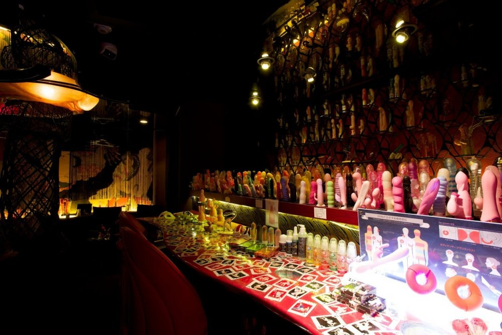 tokyo the vibe bar wild one 113631 These Bizarre Bars Serves Up Drinks With A Side Of Weirdness