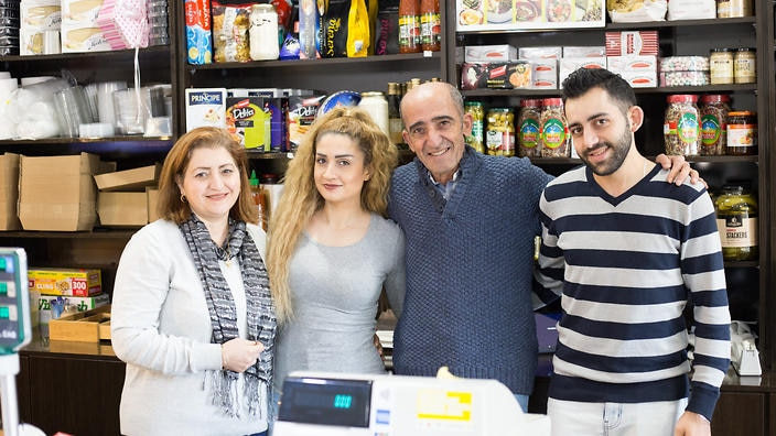 The Syrian Family Bringing Their Baklava Traditions To Lygon Street photo
