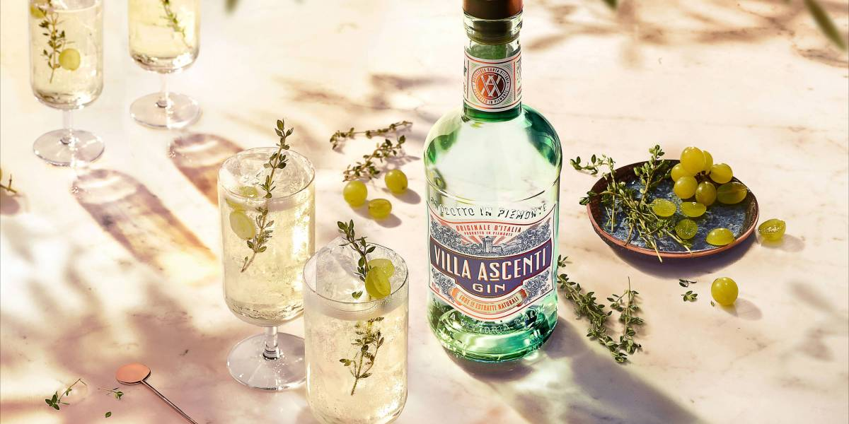 Are Gin Sales Booming Thanks To 'plant Theory'? photo