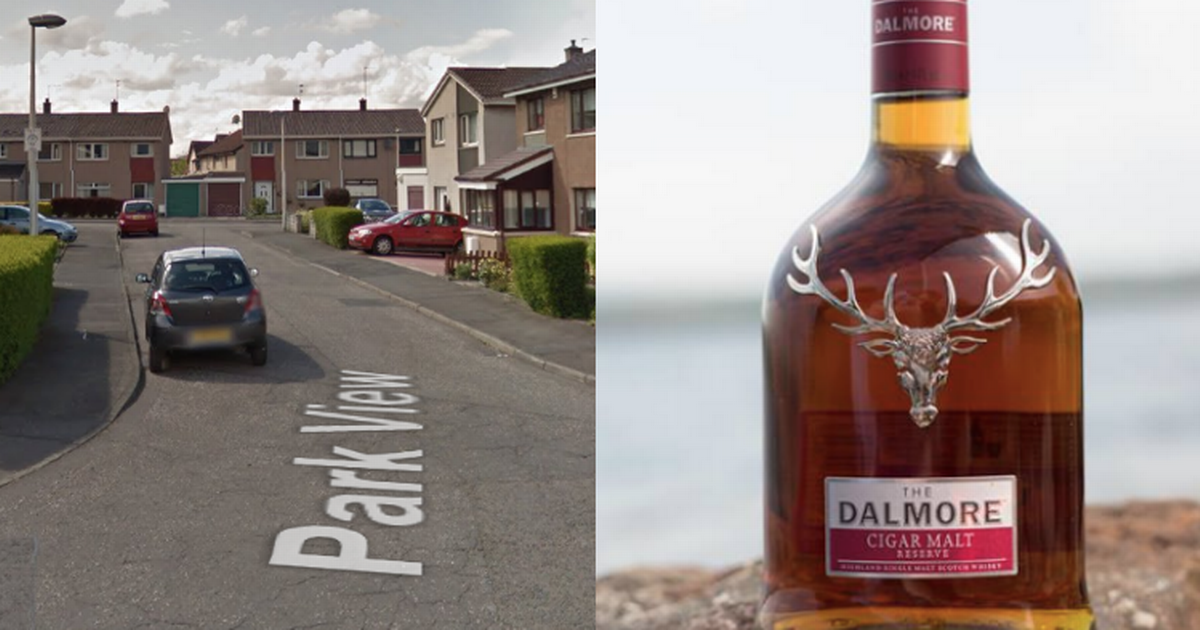 Expensive Whisky Collection Stolen From House In Musselburgh photo