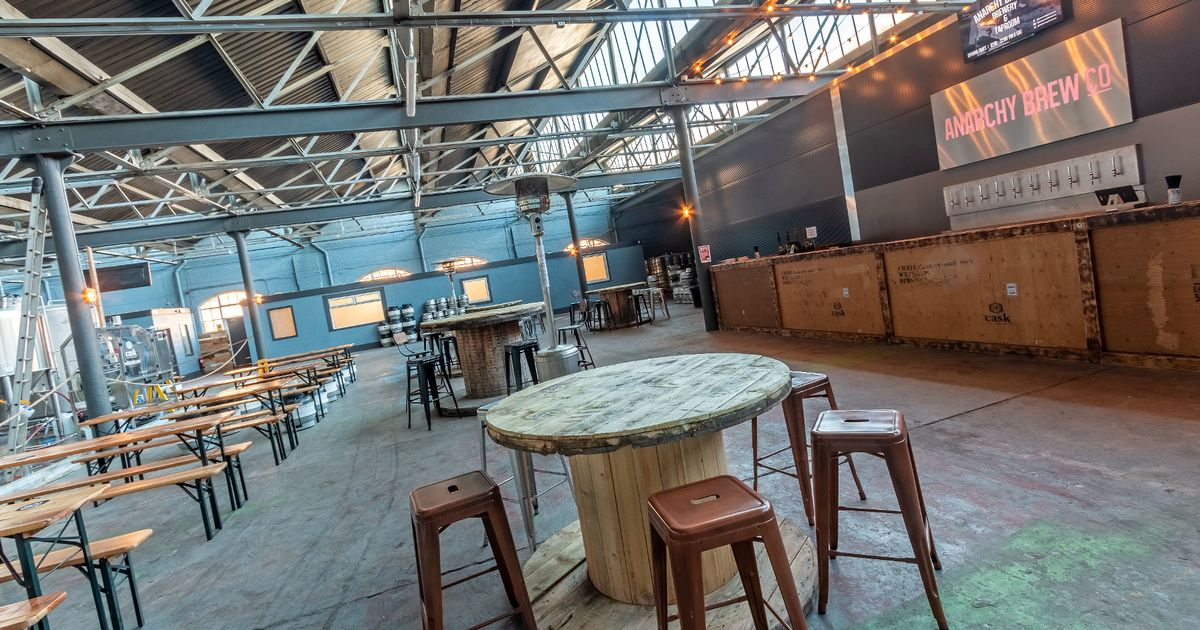 Craft Brewers To Head To Anarchy's Beer Festival In Newcastle photo