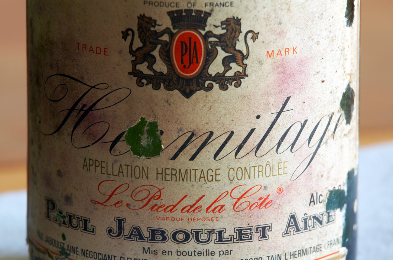 What Makes A 100 Point Hermitage? photo