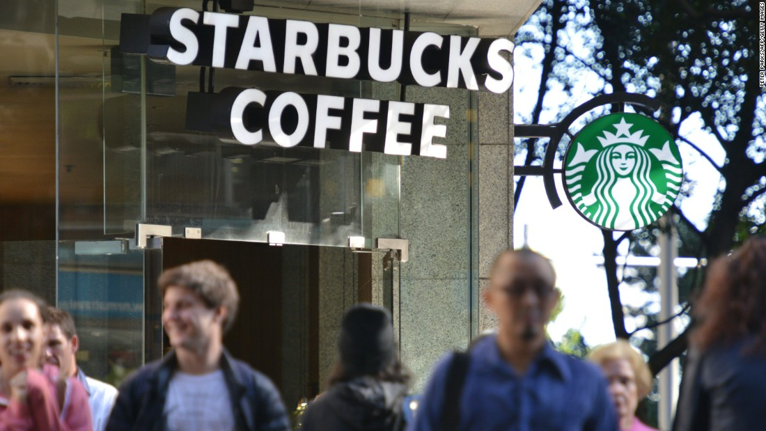 Starbucks Apologizes After Six Officers Say They Were Asked To Leave A Store In Arizona photo