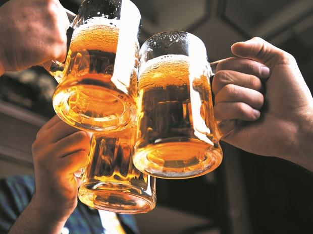 Delhi Bans For 3 Years Company That Makes Budweiser, Hoegaarden Beers photo