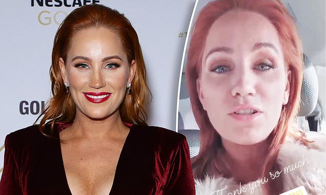 Mafs Star Jules Robinson, 37, Reveals She Is Taking Part In Dry July photo