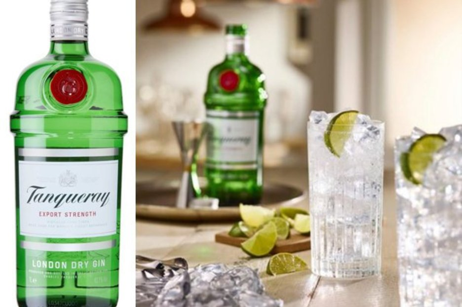 Asda Slashes Cost Of Tanqueray Gin In Mega Rollback Sale photo