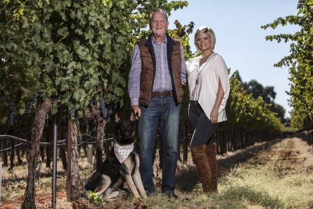 Frank Family Winery: A Vineyard Rich In Hollywood History photo