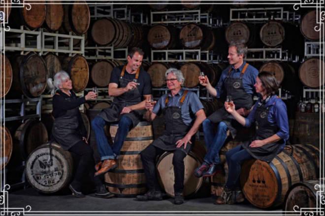 Okanagan Whisky Lottery Opens photo