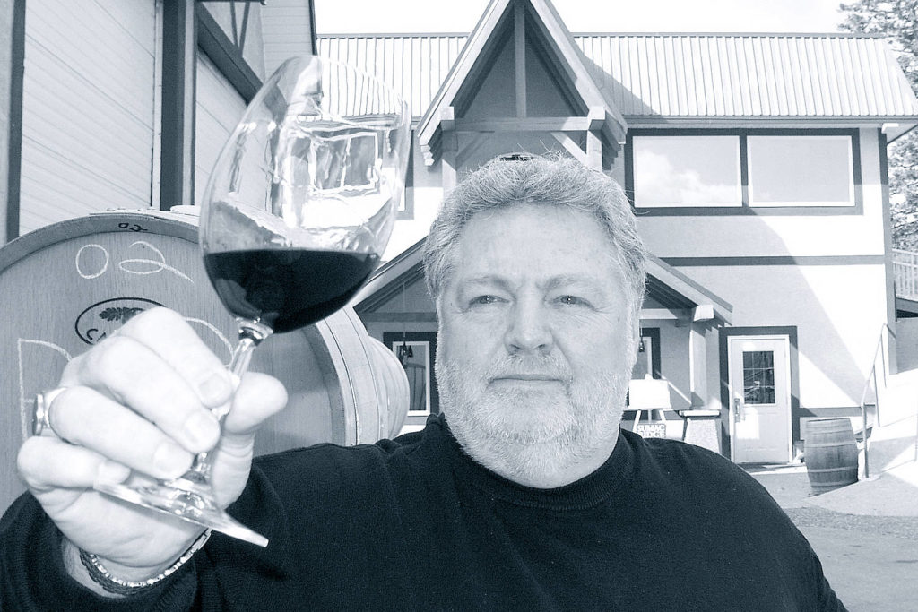 Column: Remembering The Character Of A Wine Legend photo