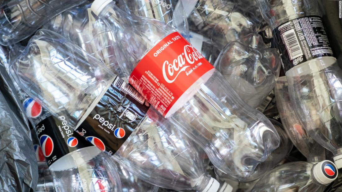 Coke And Pepsi Abandon The Plastics Lobby photo