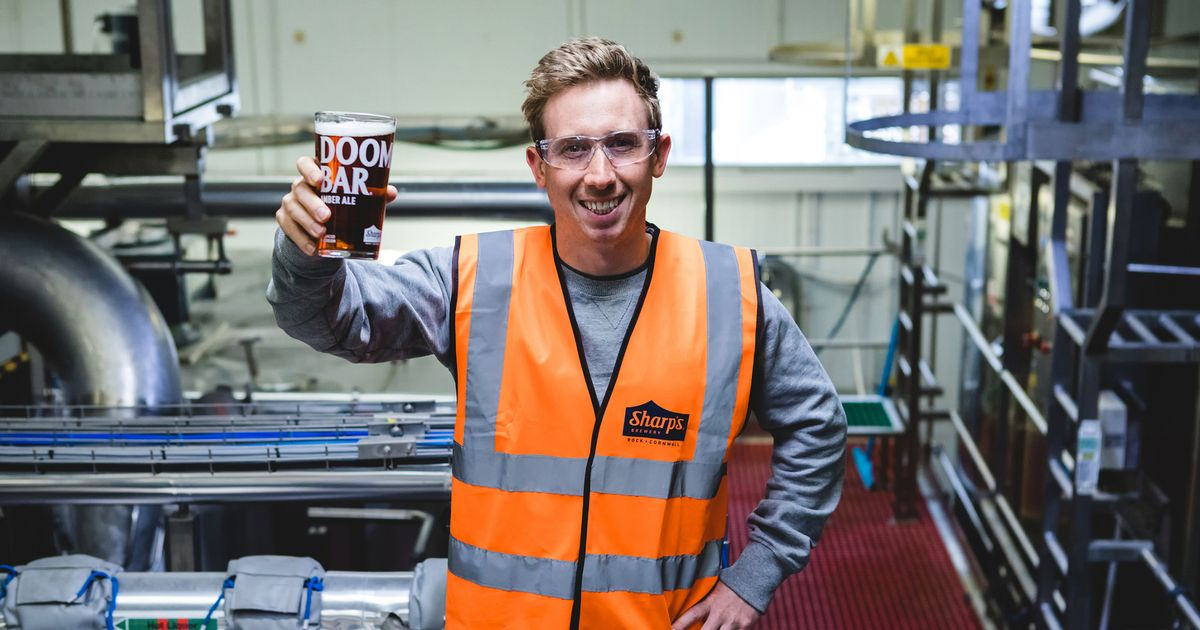 Meet The 30-year-old Now Running The Show At A Cornwall Brewery photo