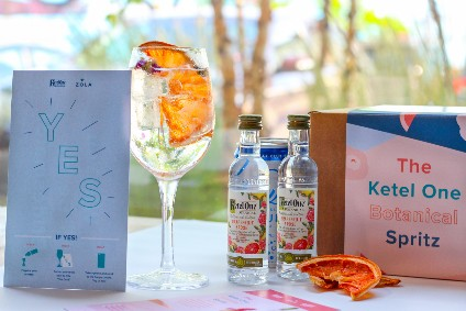 Diageo Unveils Bridesmaid Cocktail Kit For Ketel One Vodka Push photo