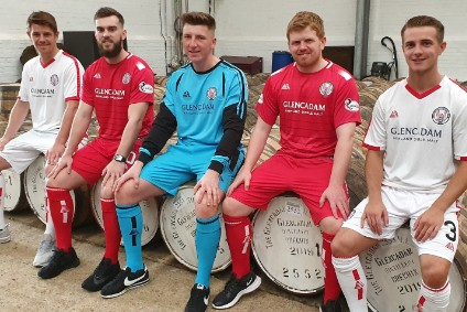 Angus Dundee Distillers Adds To Scotch Tie-ups In Football With Brechin City Shirt Sponsorship photo