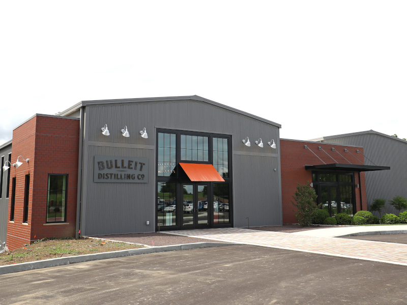 Bulleit Distilling Distillery And Visitor Centre, Kentucky, Usa photo