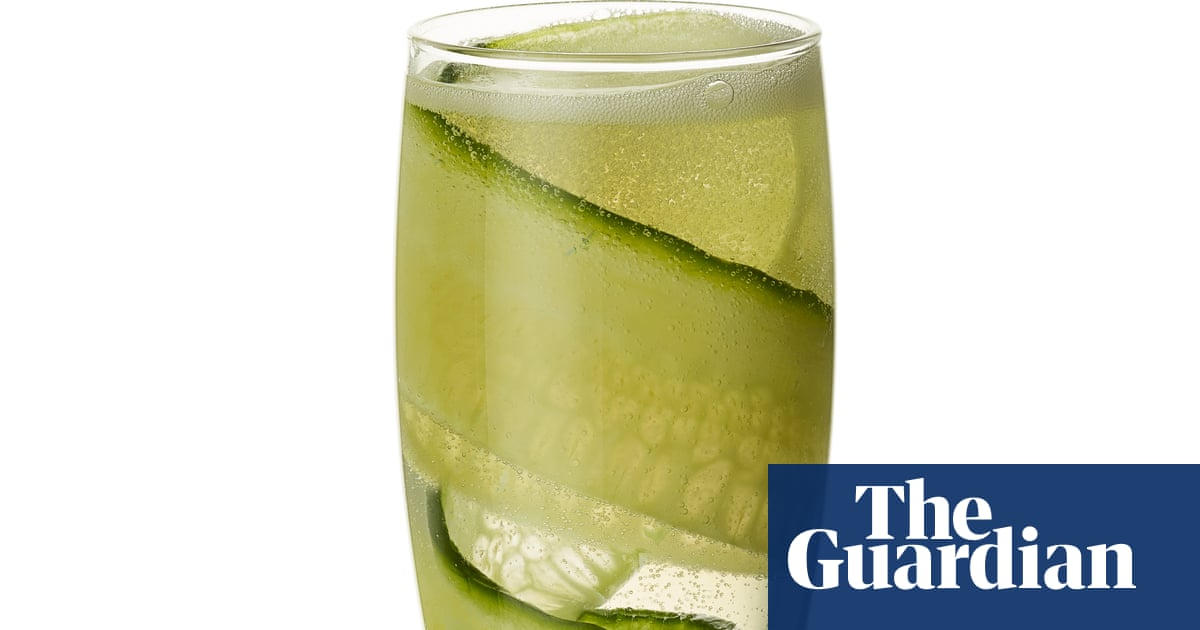 Cocktail Of The Week: Riding House Cafe's Garden Leave photo