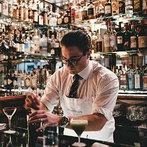 Exclusive: The Bartender Who Makes Multi-sensory Cocktails Is Coming To South Africa photo
