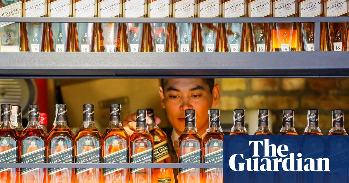 Diageo Keeps An Eye On Cannabis As Gin And Tequila Sales Soar photo