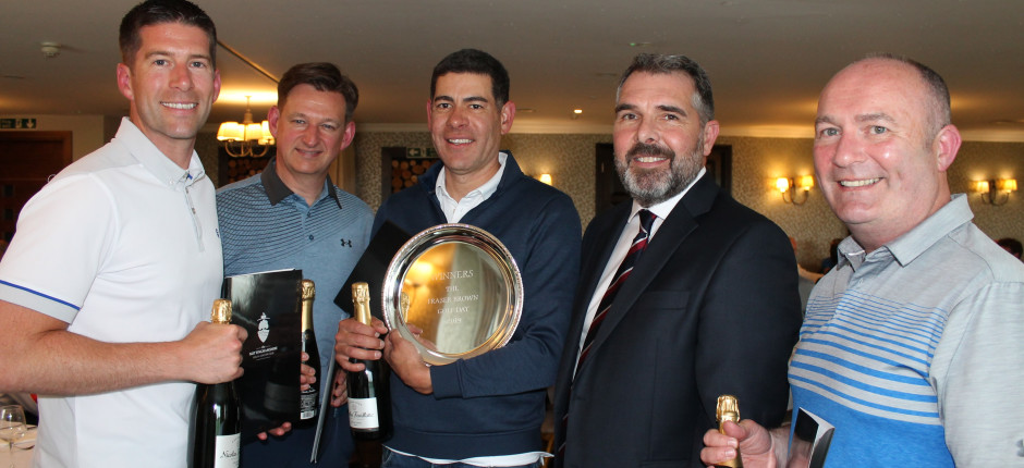 East Midlands Businesses Tee Off For Charity At Annual Golf Day photo