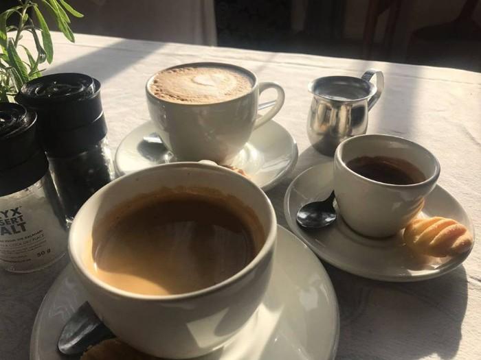 Flat White, Espresso or Americano photo