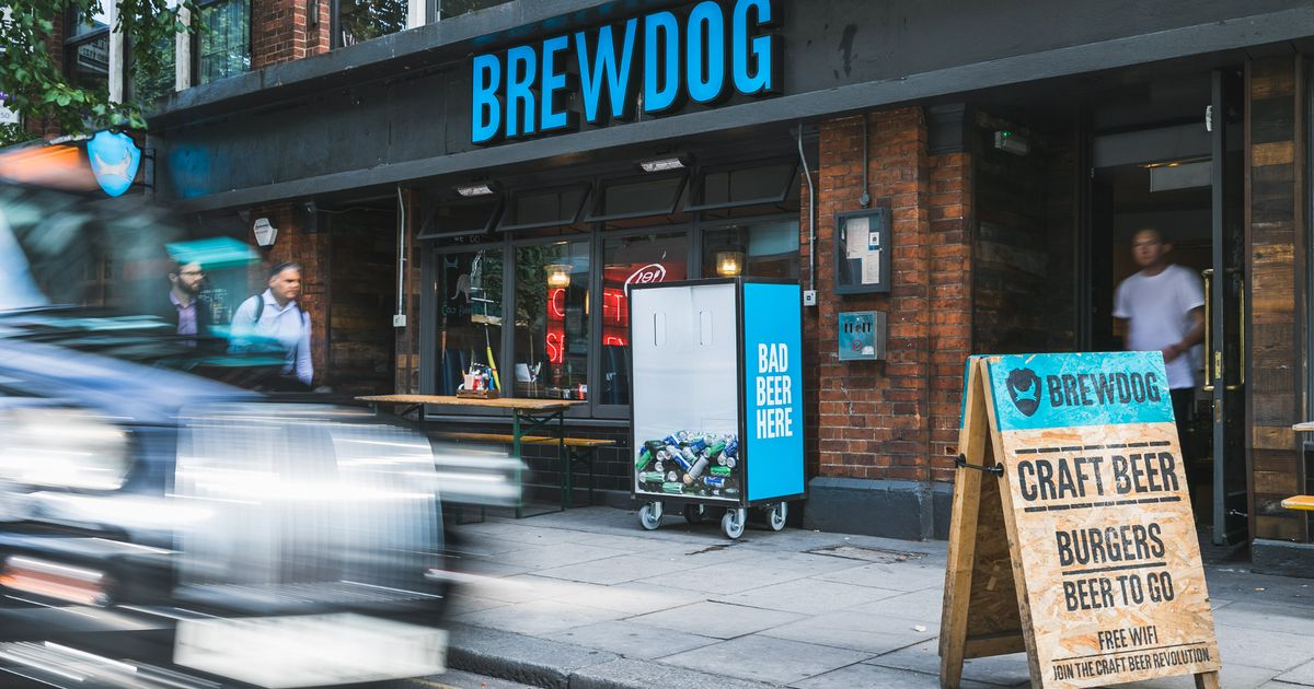 This Is When Brewdog Is Opening Its Brand New Pub In Cambridge photo